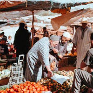 souk berber
