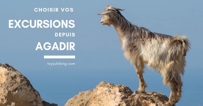 Excursions depuis Agadir