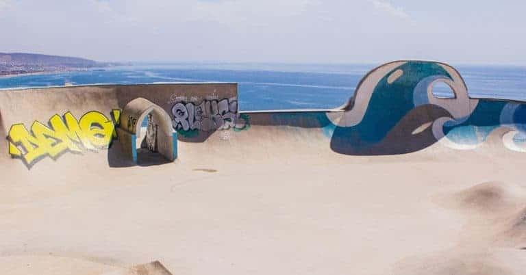 Taghazout Skate Park